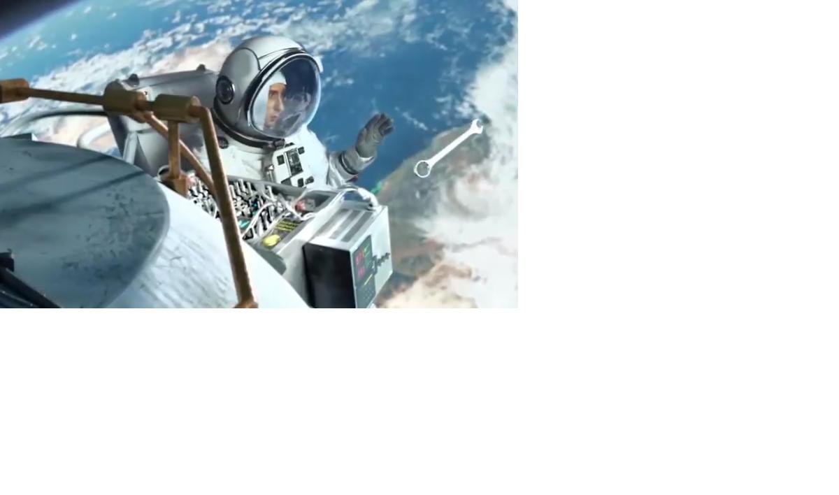 Autoglass faz viagem espacial em novo filme
