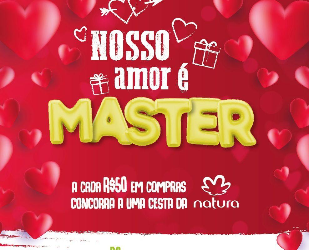 """Dia dos Namorados """"Nosso Amor é Master"""" do Masterplace Mall"""