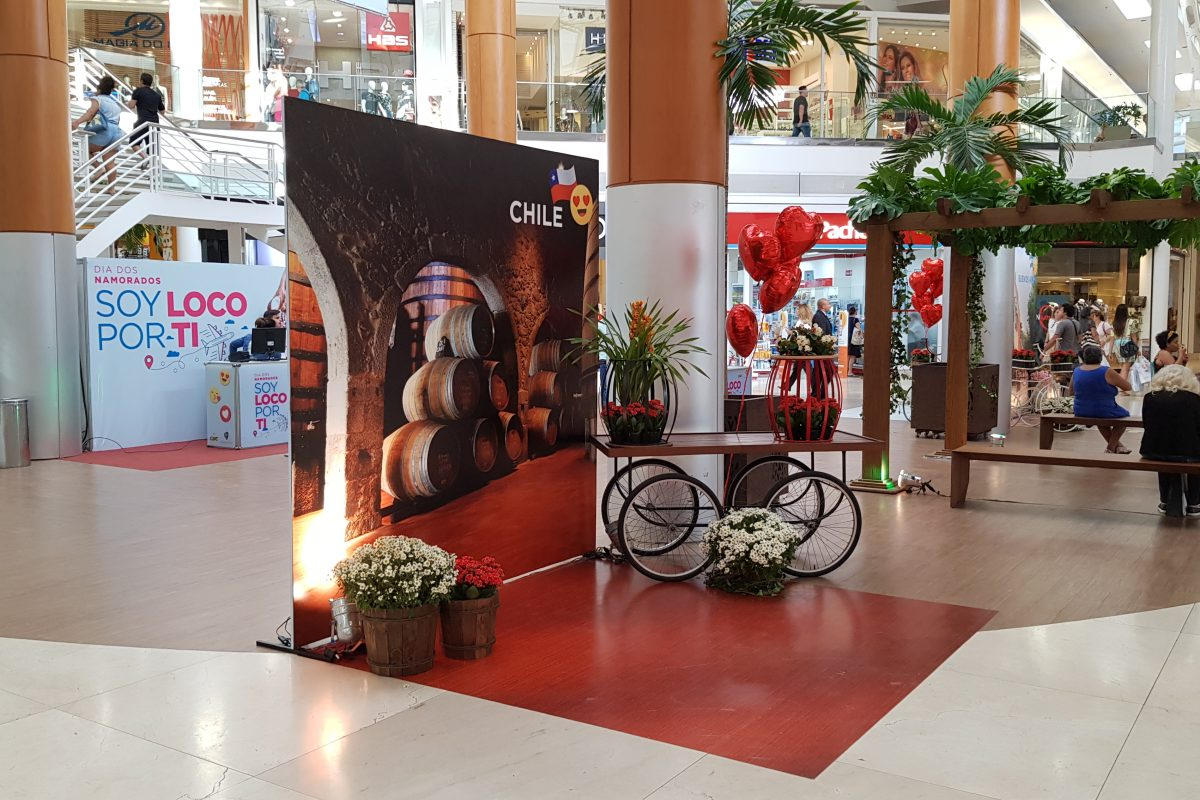 Dia dos Namorados: Shopping Vitória sorteia viagens internacionais
