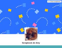 scrapbook pet facebook