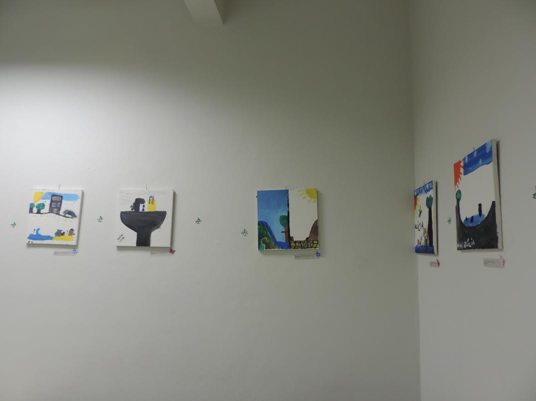 biblioteca pinturas
