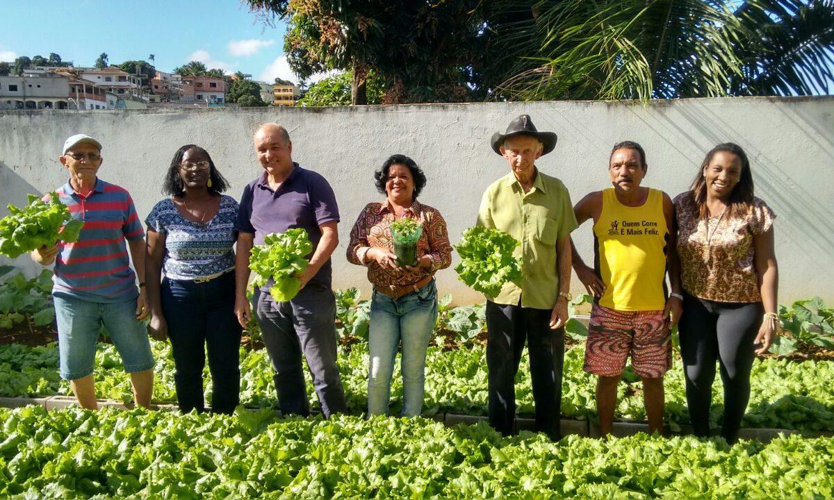 Multivix Serra cria projeto que beneficia comunidades e escolas com jardins hortas orgânicas sustentáveis