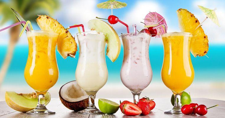 A estação pede drinques deliciosos e... sem álcool - Verão ...