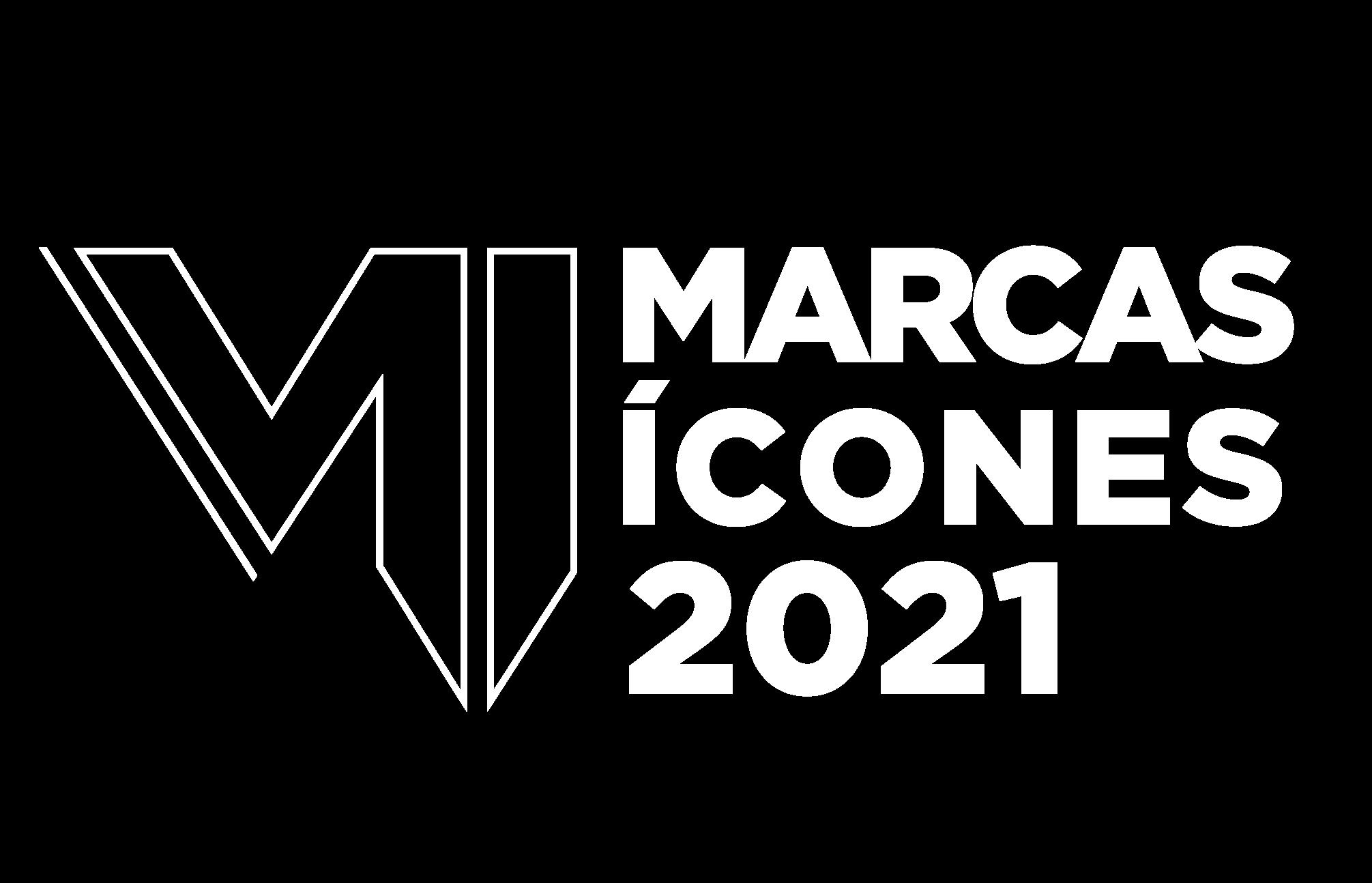 Logo Prêmio Marcas Icones