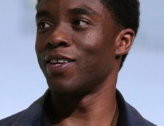 Ator Chadwich Boseman